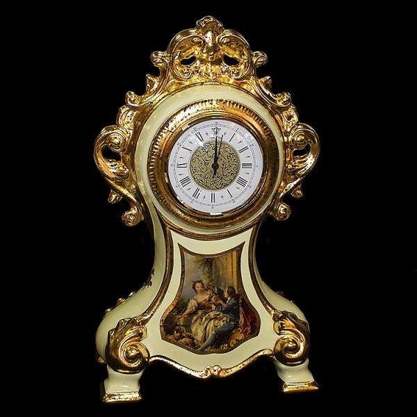 Часы настольные «Буше»