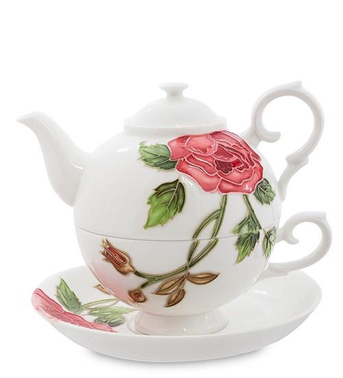 Чайный набор «Роза Рафаэлло»