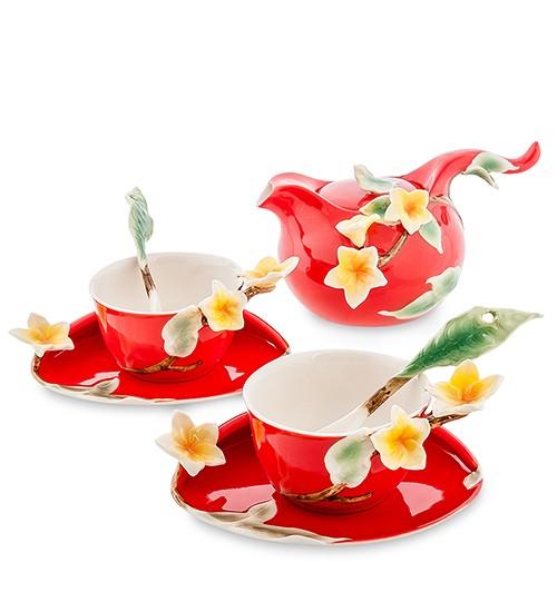 Чайный набор «Франжипан» на 2 персоны