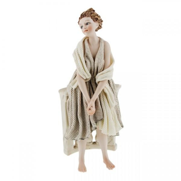 «Luana» фарфоровая кукла