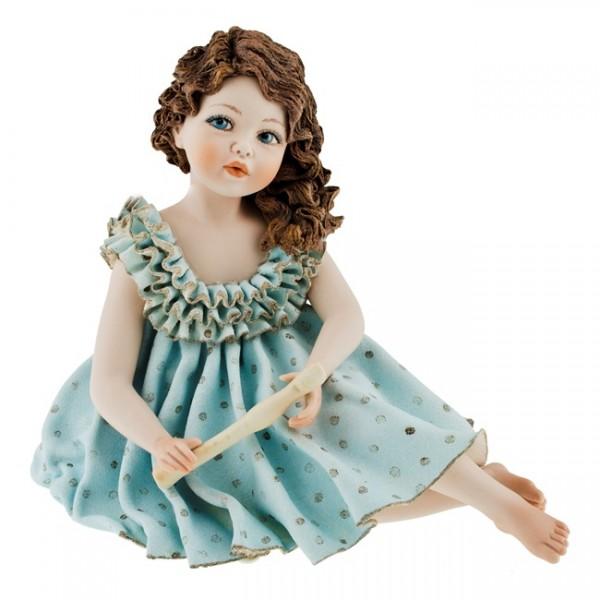 Фарфоровая кукла «Pamina»