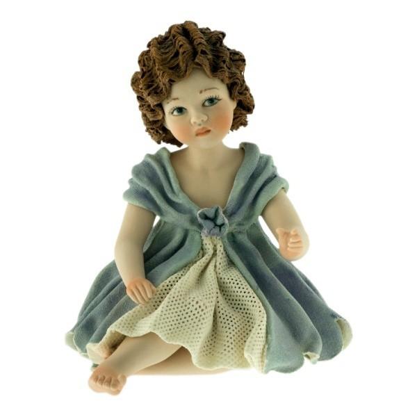 Фарфоровая кукла «Marinella»