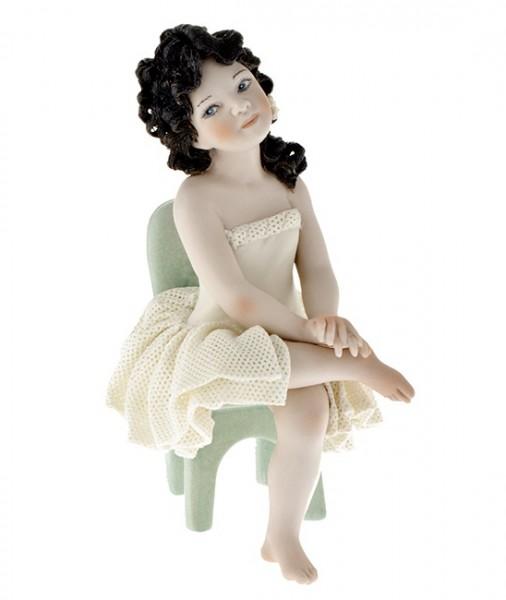 Фарфоровая кукла «Natasha» Sibania