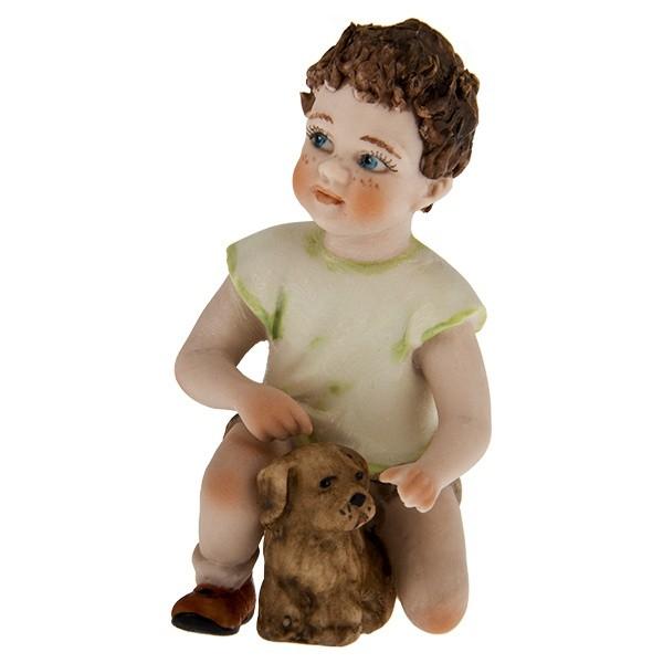 Фарфоровая кукла «Charlie» Sibania