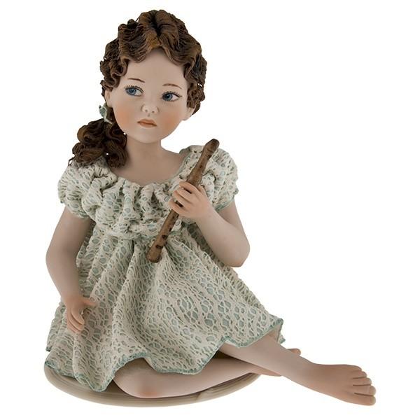 Фарфоровая кукла «Gaia» Sibania