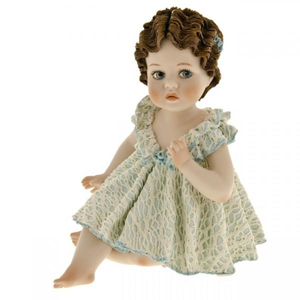Фарфоровая кукла «Priscilla» Sibania