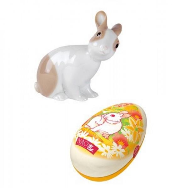 Фарфоровая статуэтка «Пасхальный кролик»
