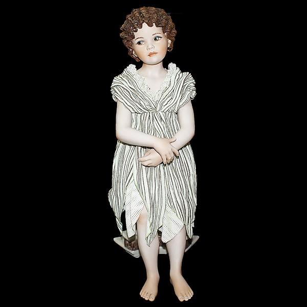 Фарфоровая статуэтка «Амбра»