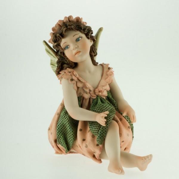 Фарфоровая кукла «Зефир»