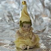 Кукла фарфоровая «Гном»
