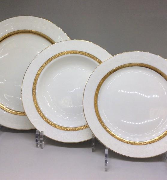 Набор тарелок «Рокка»
