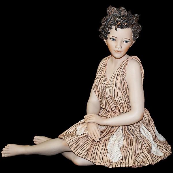 Фарфоровая статуэтка «Зита»