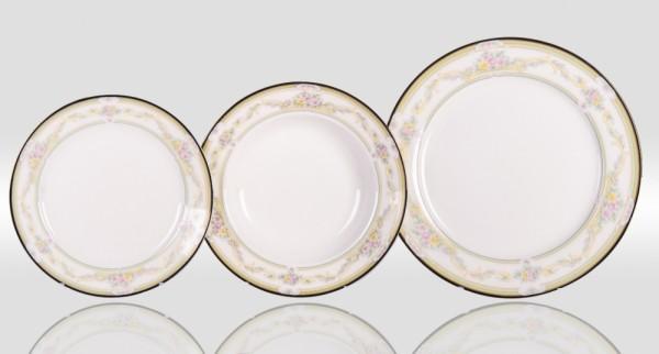 Набор тарелок «Нежность»