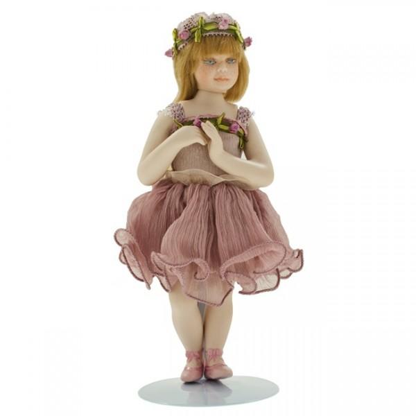 Кукла фарфоровая «Клотильда»